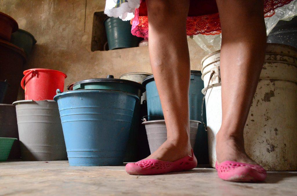 Las problemáticas en torno agua en el país van desde la contaminación hasta la sobre explotación y la desigual distribución. (Filomeno Mata, Veracruz)