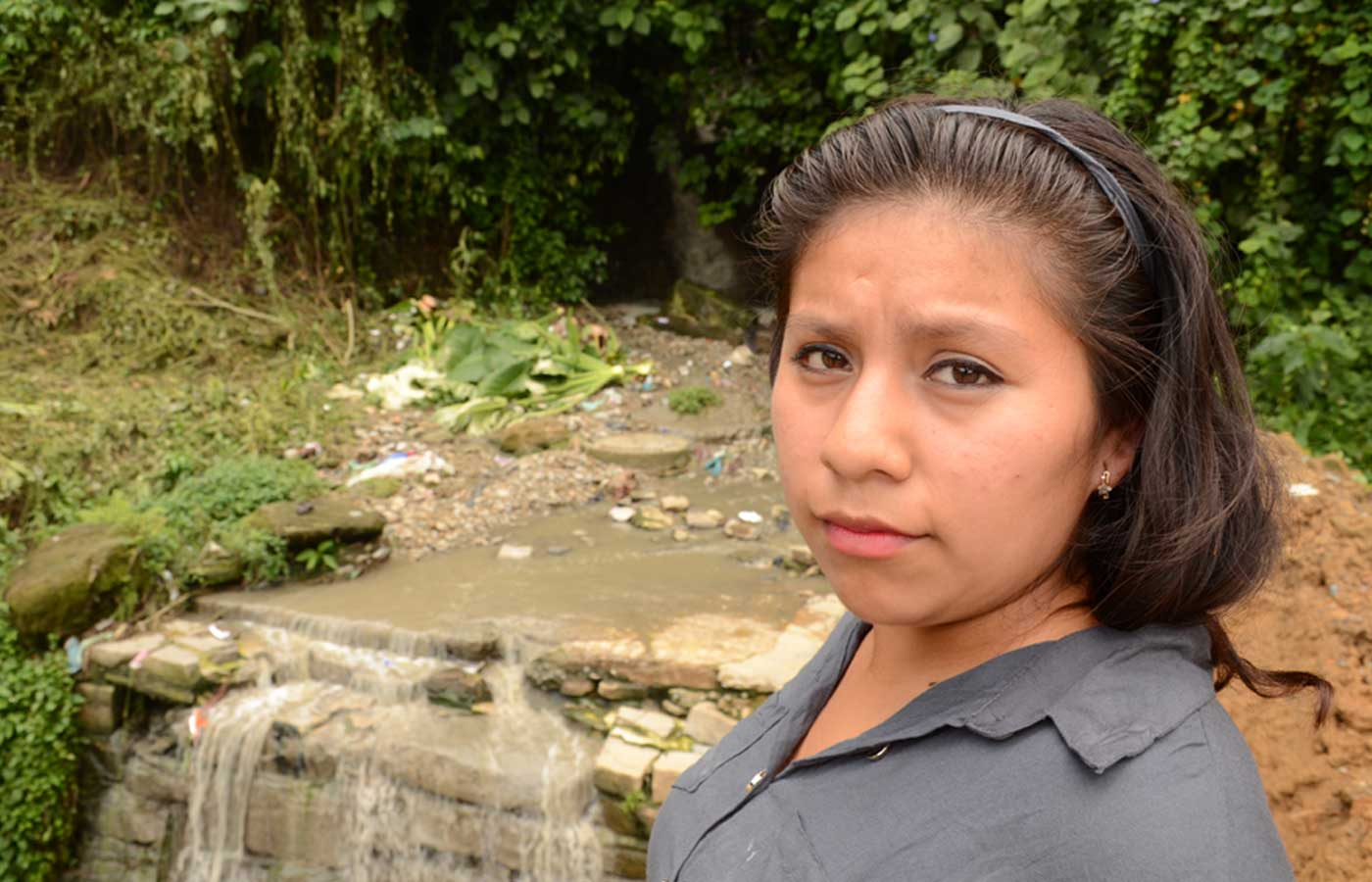 Intentan transmitir a los jóvenes los retos y desafíos que implican la defensa de recursos como el agua. (Filomeno Mata)